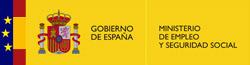 logotipo Gobierno Espa�a - Ministerio Empleo y SS