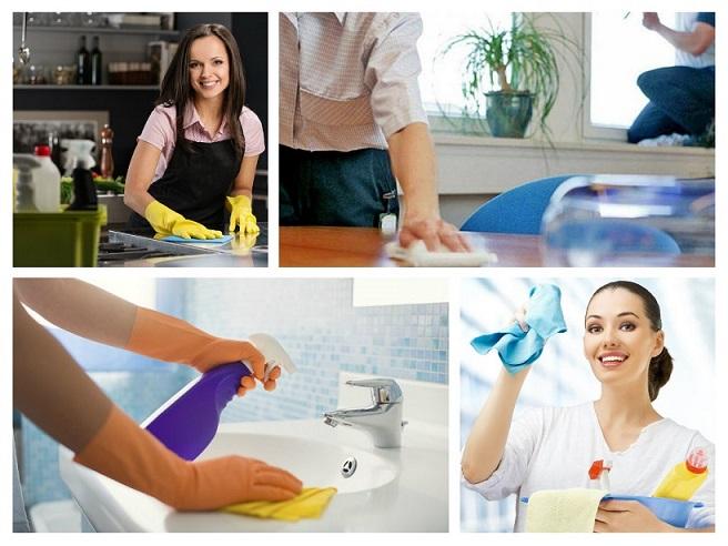 Limpieza para empleadas de hogar formaci n qualigest - Limpieza de hogares ...