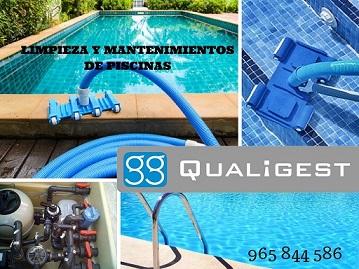 curso de limpieza y mantenimientoi de piscinas