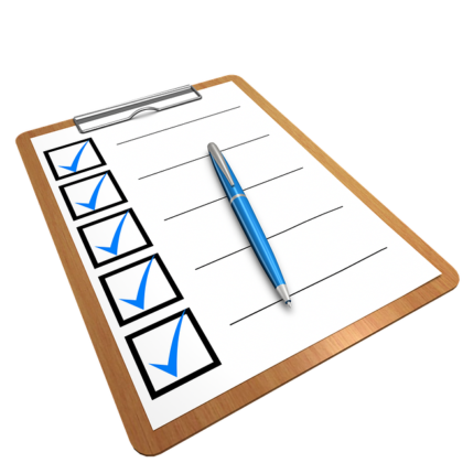 Checklist APPCC
